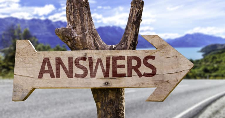 find answers
